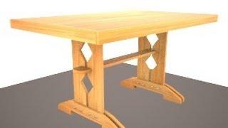 Деревянная кресло качалка своими руками