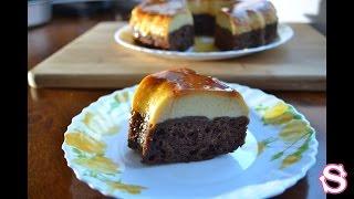 قدرة قادر | Cream Caramel Cake - Kudrit Kader