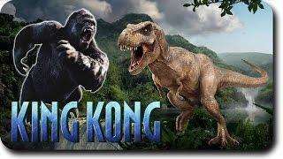 king kong Dinosaur Finger Family Nursery Rhyme for Children | Cartoon Animals Daddy Finger Song