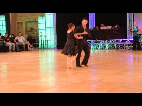Xxx Mp4 Marco Rosas And Nicole Competing At The Emerald Ball 2013 3gp Sex