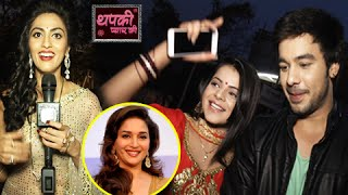 Shraddha Reveals That Thapki And Bihaan Will Perform With Madhuri Dixit | Thapki Pyar Ki | Colors