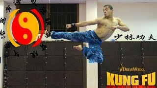 كونغ فو باركور جمباز  متع نظرك Best Kung Fu gymnastics