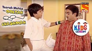 Tapu Questions His Father   Tapu Sena Special    Taarak Mehta Ka Ooltah Chashmah