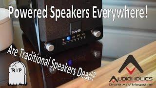 CES 2018 Recap: Best Powered Speakers