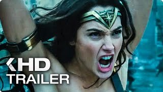 WONDER WOMAN Trailer 3 (2017)