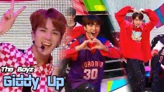 [HOT] THE BOYZ - Giddy Up, 더보이즈 - 기디업 Show Music core 20180519