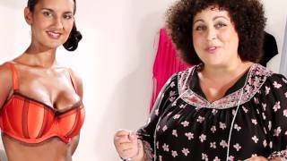 Bras that suit a big bust & small back | Simply Yours bra style guide
