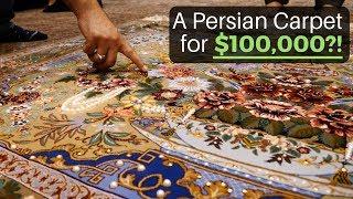 A Persian Carpet for $100,000?! (Isfahan, Iran)