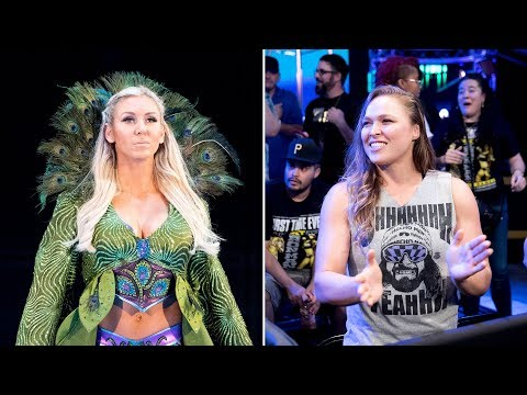 Xxx Mp4 Ronda Rousey Challenged Charlotte Flair And We Are So Ready 3gp Sex