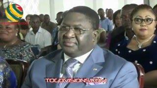 Pascal Bodjona,  désormais ambassadeur extraordinaire de la miséricorde, rend grâce à Dieu