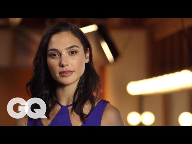 Galsplaining with Gal Gadot | GQ