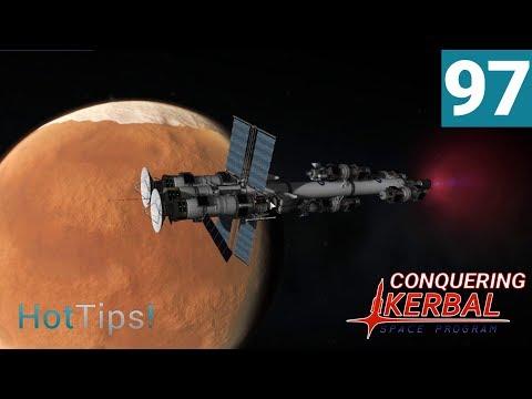 Kerbal Space Program 1.2.2 Ep 97 Satellites Arrive At Duna Let s Play
