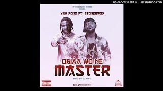 Yaa Pono - Obiaa Wone Master (Instrumental) ft. StoneBwoy [Prod by Opkaybeatz]
