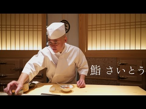 Saito The Sushi God of Tokyo
