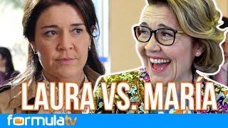 Los misterios de Laura: María Pujalte y los capítulos de la (no rodada) 4ª temporada