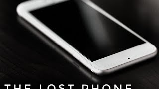 THE LOST PHONE   SHORT HORROR FILM