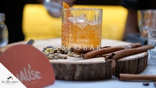 In The Mix - How to make Escobar Cocktail