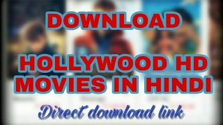 How To Download Hollywood Movies in Hindi #Easy trick #HINDI #XVR TECH