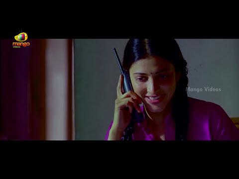 Dhanush Hugs Shruti Haasan | 3 Telugu Movie Scenes | Sivakarthikeyan | Mango Videos
