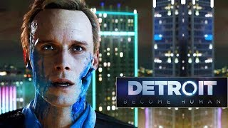 DETROIT: BECOME HUMAN demo - Первый взгляд на новое интерактивное кино