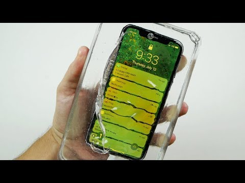 Xxx Mp4 What Happens If You Cast An IPhone X In Liquid Glass 3gp Sex