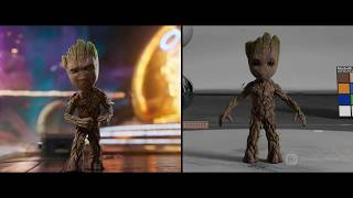 Guardians of the Galaxy Vol. 2 | VFX Breakdown | Framestore