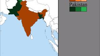 The Indo-Pakistani War of 1947: Every Week