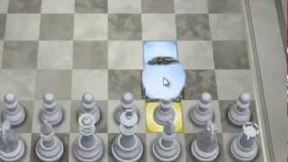 Como ganar ajedrez en dos movimientos
