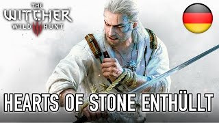 The Witcher 3: Wild Hunt - PS4/XB1/PC - Hearts of Stone enthüllt (Video trailer German)