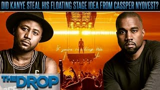 Kanye Allegedly Jacked Floating Stage Idea - The Drop Presented by ADD