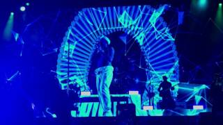 Childish Gambino - Redbone (LIVE @ GOVERNORS BALL 2017)
