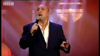 Foreign Accent Syndrome - Omid Djalili comedy stand up - BBC