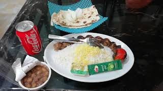 PERSIAN FOOD IN PERSIAN VOICE OVER - IRANI FOOD ISFAHAN
