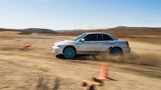 Getting the Impreza Back to Rallying -- /MY LIFE AS A RALLYIST