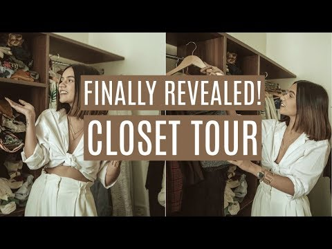 Xxx Mp4 FINALLY REVEALED MY NEW CLOSET TOUR Komal Pandey 3gp Sex