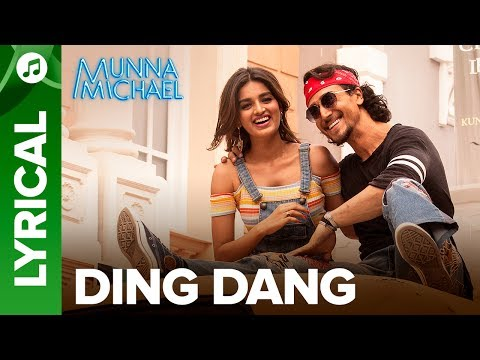 Xxx Mp4 Ding Dang Full Song With Lyrics Munna Michael 2017 Tiger Shroff Nidhhi Agerwal 3gp Sex