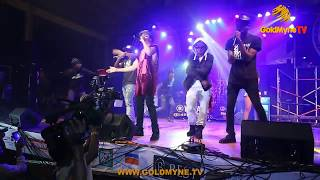 POSLY TD'S PERFORMANCE AT FELABRATION 2015