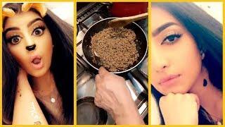 اكلة خفيفة للسحور والفطور من طبخ والدة الممثلة بثينة الرئيسي