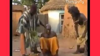 African guy gets violated by a Demons doctor.