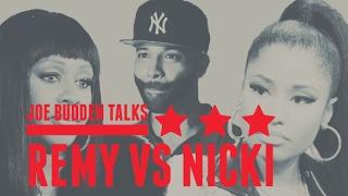 Joe Budden talks Remy vs Nicki