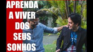 COMO LARGAR O EMPREGO E VIVER DE EMPREENDEDORISMO - Com Rafael Barrêto