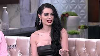 FULL INTERVIEW PART ONE: Paige from WWE