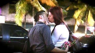 Kissing Prank - Shy guy kissing Hot Girls for Valentine's day!