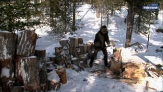 Alone 180 Days on Lake Baikal