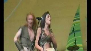 Ruslana - Wild Passion remix (live in Germany, 24.06.05)