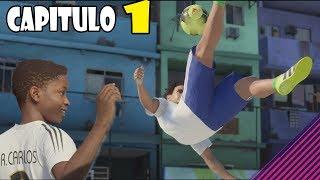 FIFA 18 - EL CAMINO - REGRESA ALEX HUNTER CON GOLAZO !