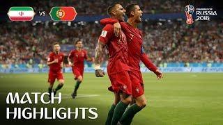 IR Iran v Portugal - 2018 FIFA World Cup Russia™ - Match 35