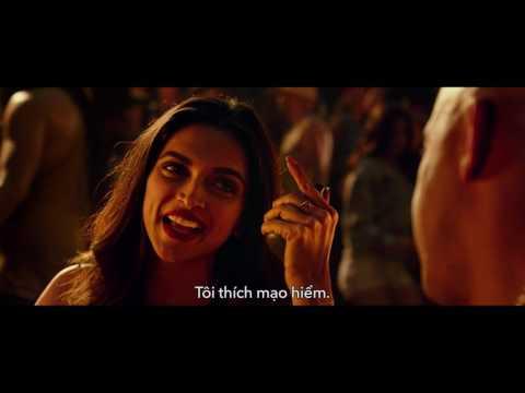 xXx: Return of Xander Cage | Featurette: Deepika Padukone | CGV Cinemas Vietnam