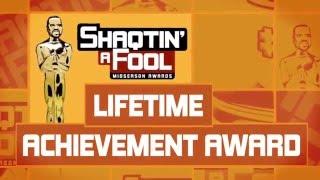 Shaqtin' A Fool: Lifetime Achievement Award