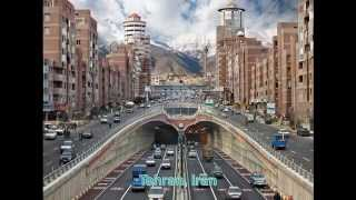 Top 10 Tourist Attractions in Iran | Tour & Travel Guide Iran-Tehran Iran Part 1